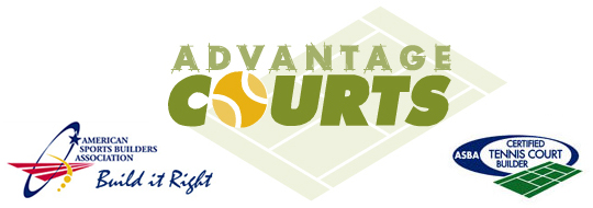 Advantage Courts logo